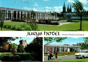 Ireland Cork Western Road Jurys Hotel