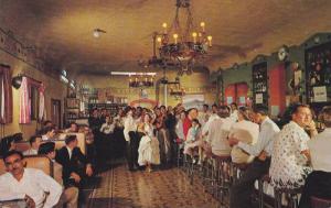 Cavern Bar Interior , Nogales , Sonora , Mexico , 1966