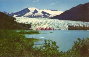 MENDENHALL GLACIER NEAR JUNEAU, ALASKA photo by John Rain