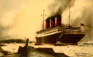 Cunard Line - RMS Berengaria