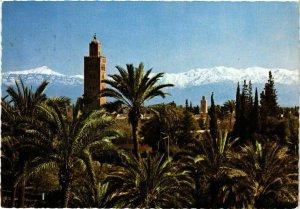 CPM Marrakesh- Koutoubia, Grand Atlas MAROC (880525)