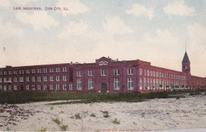ZION CITY , Illinois , 00-10s; Lace Industries