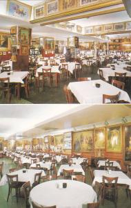 BALTIMORE , Maryland , 50-60s ; Haussner's Restaurant