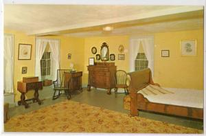 Marmee's Room, Alcott, Concord MA