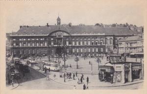 St-Lambert Place, LIEGE (Liege), Belgium, 1910-1920s