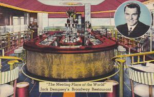 New York City Jack Dempsey's Broadway Restaurant