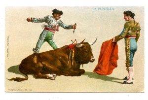Bullfighting - The Lace