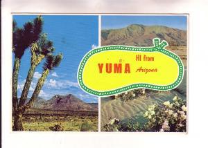 Twoview, Hi from Yuma, Arizona
