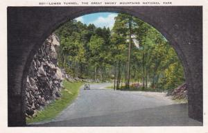 Tennessee Smoky Mountains Lower Tunnel