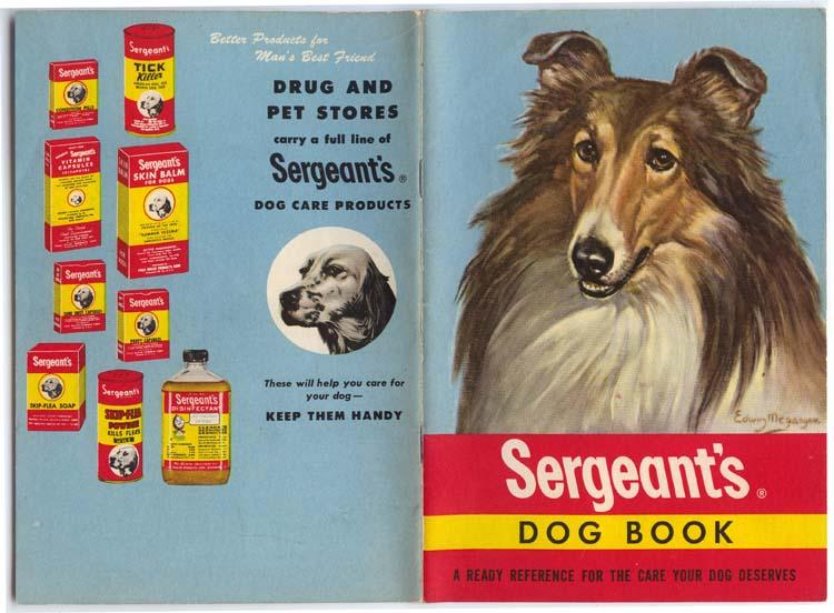 SERGEANT'S DOG BOOK, 1948