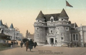 Scottish Exhibition , GLASGOW , Scotland , 1911 ; Palace of History