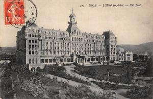 France Nice L'Hotel Imperial Promenade