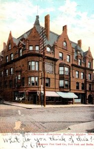 Massachusetts Magnolia Y M C A Building 1906