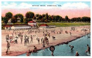 Wisconsin  Sheboygau ,  Beach