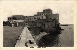 CPA AK TRANI Castello Svevo . ITALY (531664)