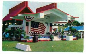 RP; Veterans day, Governors Complex , Guam, M.I., 1991