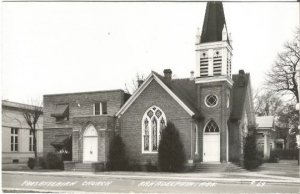 Presbyterian Church Arkadelphia Arkansas 1930 - 1950 Real Photograph Postcard