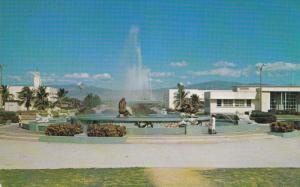 La Fontaine Lumineuse, The luminous Fountain, PORT-AU-RINCE, Haiti, West Indi...