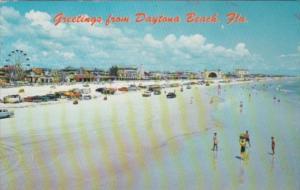 Florida Greetings From Daytona Beach 1967