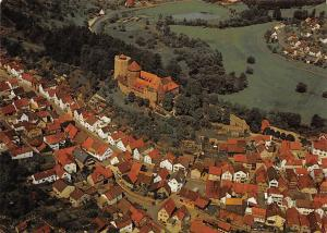 Rieneck Spessart Aerial view Castle Chateau Panorama