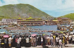 HONG KONG, China, PU-1967; Peninsula Hotel, Kowloon