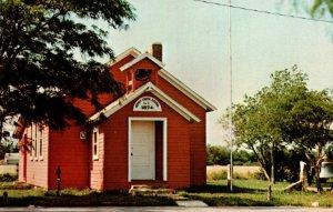 Kansas The Little Red Schoolhouse