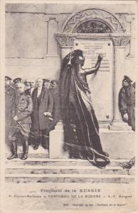 Fragment De La Russie, P. Carrier-Belleuse, Pantheon De La Guerre, France, 1918