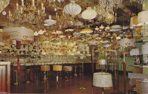 Interior View, Lamps, Chandeliers, Brettell Electric LTD, North Vancouver, Br...
