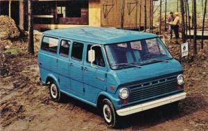 1970 Ford Econoline Van