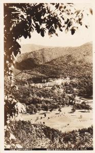 WHITE SULPHUR SPRINGS, West Virginia, PU-1937;  The Greenbrier