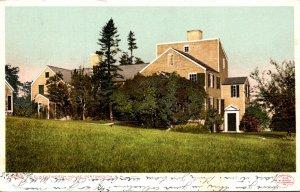 New Hampshire Portsmouth Old Wentworth House 1908 Detroit Publishing