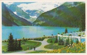 Canada Alberta Chateau Lake Louise
