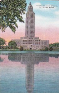Louisiana Baton Rouge Louisiana State Capitol at Baton Rouge