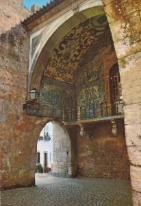Portugal Obidos Town Entrance