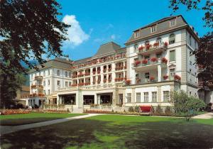 GG9596 axelmannstein bad reichenhall hotel  germany