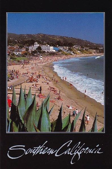 California Laguna Beach One Of Southern Californias Favorite Beach Areas