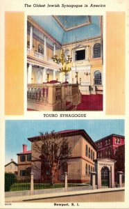 Rhode Island Touro Synagogue Oldest Jewish Synagogue In America