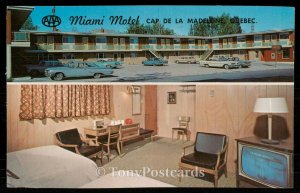 Miami Motel - Cap de la Madeleine