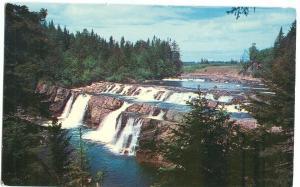 Lepreau Falls, New Brunswick, Canada, 1964 used Postcard
