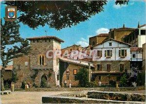 Postcard Modern Pamplona Bastion Redin