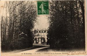 CPA  St-Gratien (S.-et-O.) - Cháteau de la Princesse Mathilde     (290477)