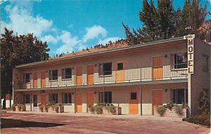 Vale Motel Cashmere Washington WA 1960 Chrome
