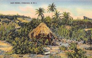 San Pedro Curacao, Netherlands Antilles Unused