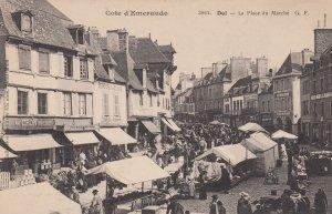 DOL , France , 00-10s ; La Place du Marche
