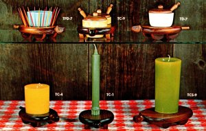 Advertsising Kennedy Brothers Candles Vergennes Vermont