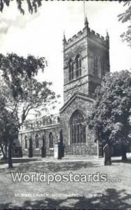 United Kingdom, UK, England, Great Britain St Giles Church Northampton  St Gi...