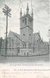 St Paul's Reformed Church -pa_qq_8630