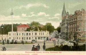 UK - England, Bournemouth Square, Richmond Hill