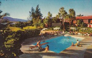 Swimming Pool Maui Palms Resort Hotel Kahului Maui Hawaii