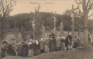 Austria Mariazell Calvarlenberg The Three Crosses